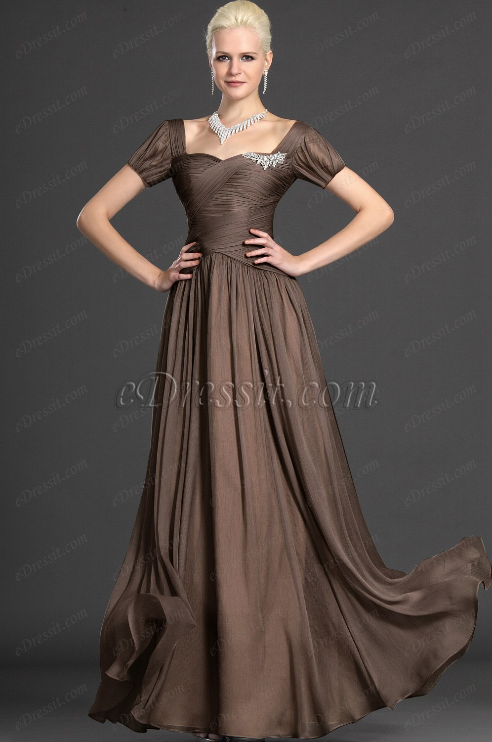 Clearance Sale !eDressit Gorgeous Mother of the Bride Dress (26121746B)