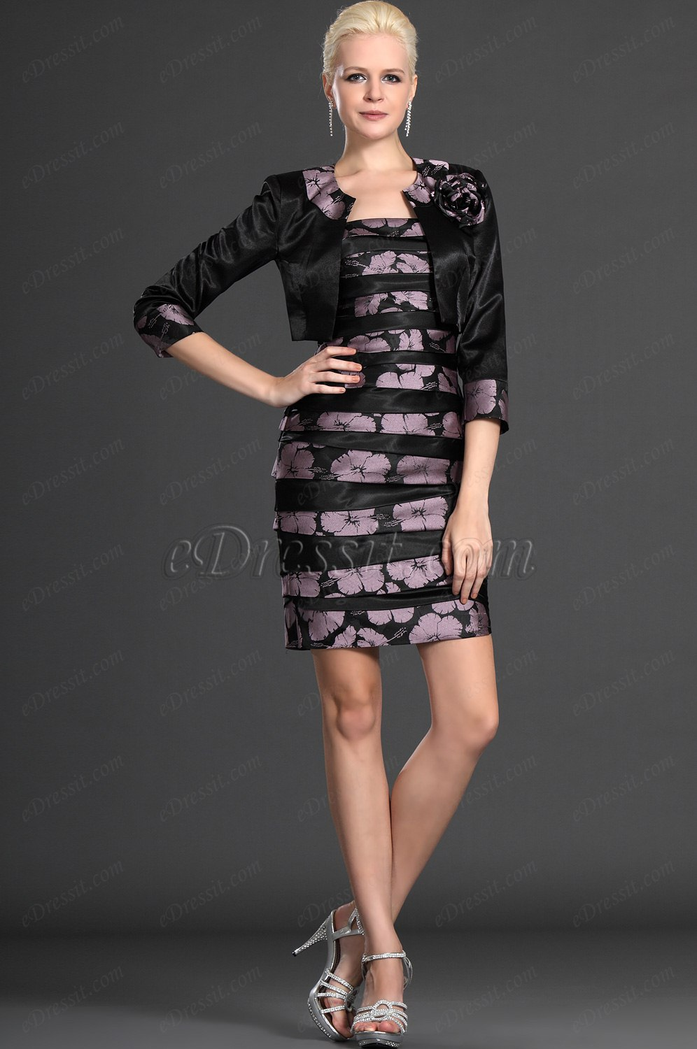 eDressit Two Pieces Mother of the Bride Dress (26122606)