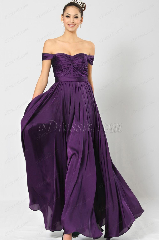 Clearance Sale ! eDressit New Blake Lively White V-Cut Evening Dress (00090907C)
