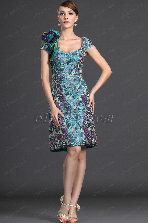 eDressit Wunderschön Damenkleidung Party Kleid (03121368)