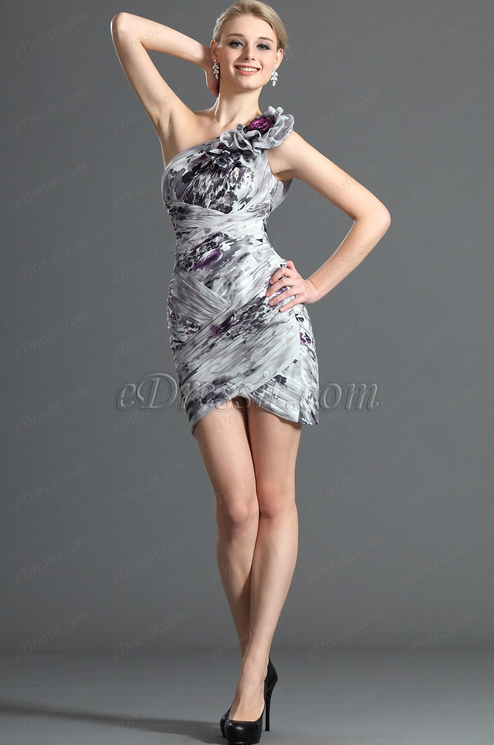 eDressit 2012 New Shimmering One Shoulder Party Dress (04122068)