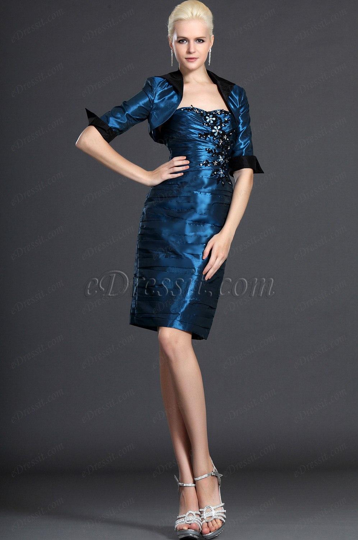 eDressit  платье для дам без бретелек  и два части (26122005)