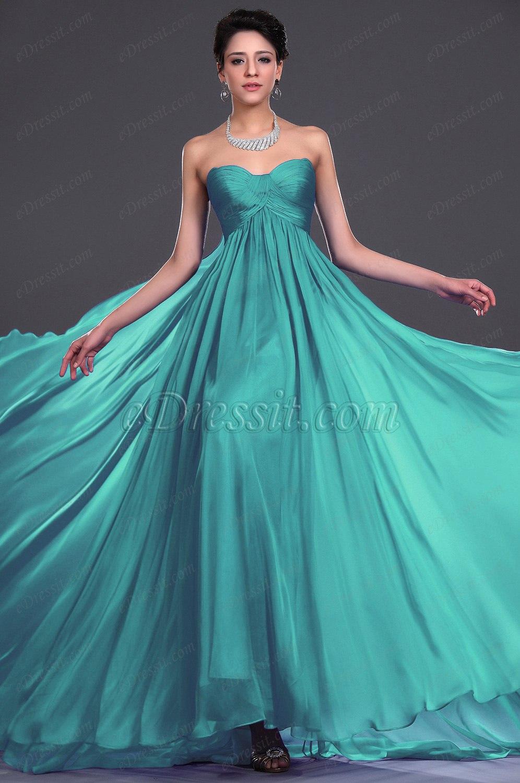 Clearance Sale !eDressit New Strapless Evening Dress (00117905C)