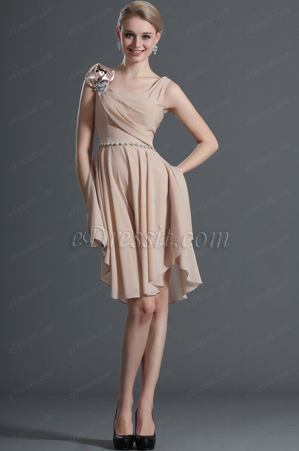 eDressit Elegant Fitted Party Dress (04122214)