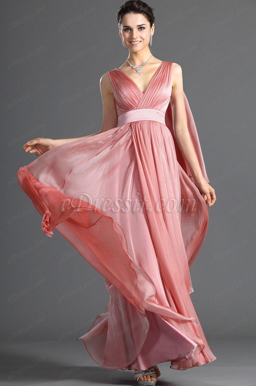 eDressit Новое  великолепное  вечернее платье с  v-декольте (00121801)