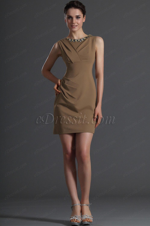 eDressit Fabulous Sleeveless Cocktail Dress Day Dress (03120220)