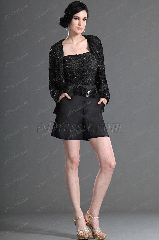 eDressit 2012 Nuevo Elegante Tres Piezas Work Look Traje de Mujer (26126500)