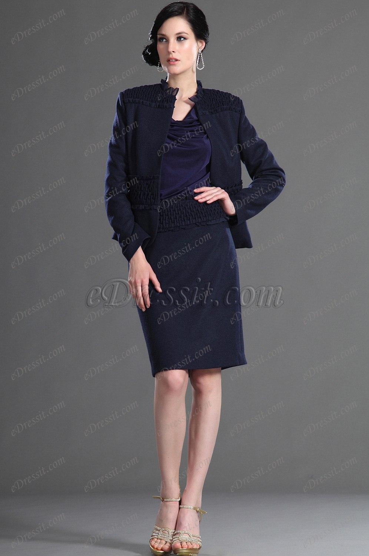eDressit 2012 новое элегантное  платье для матери невесты   с длинными рукавами (26125505)
