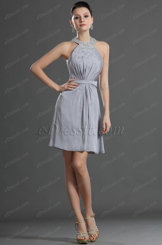eDressit Halter Fabulous Cocktail Dress (04124008)