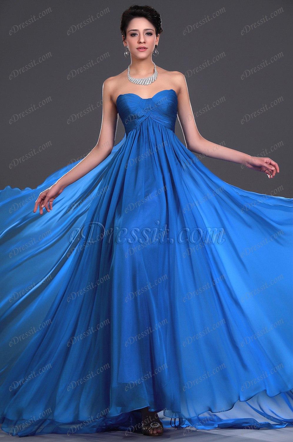 Clearance Sale !eDressit New Strapless Evening Dress (00117905E)