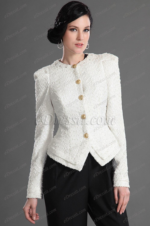 eDressit Fashion Long Sleeves Day Jacket (03122607)
