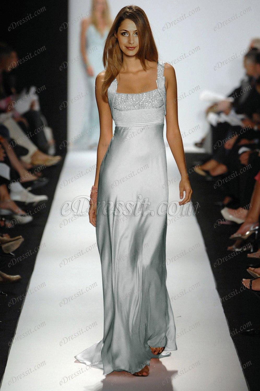 Ausverkauf! eDressit Wundebare mit Perlen verziert Abend Kleid (00100401C)