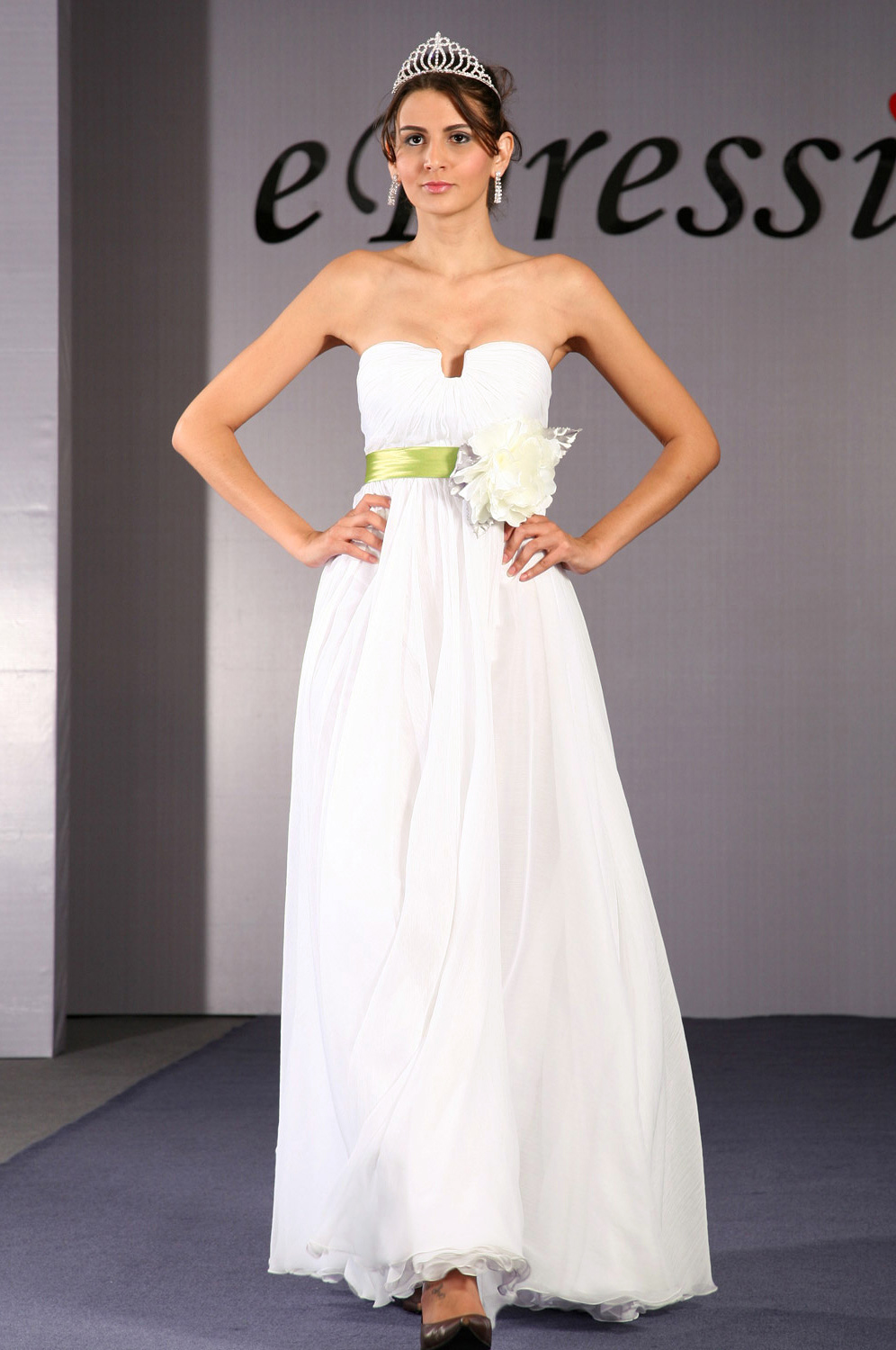 On Sale eDressit Prom Gown Evening Dress without flower (00092107e)