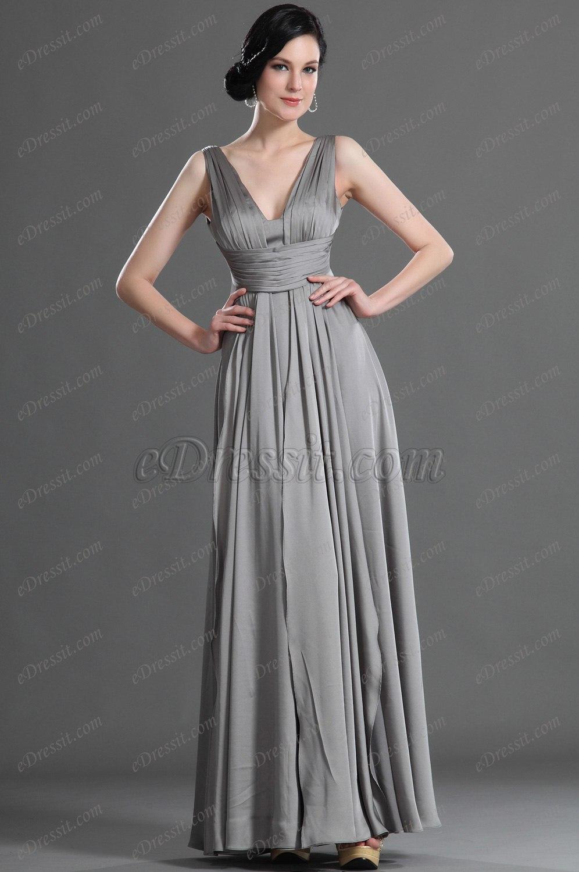 eDressit великолепное вечернее платье и сексуальное v-декольте (00128608)
