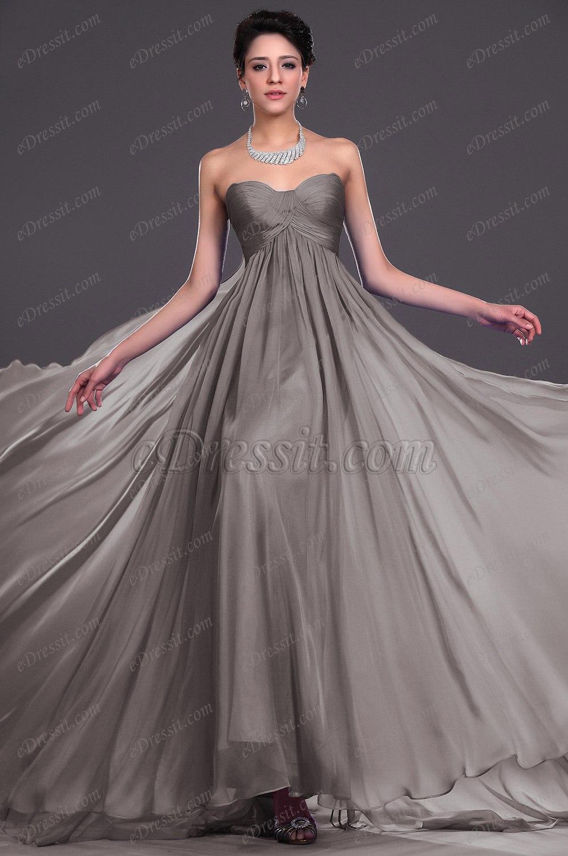 Clearance Sale !eDressit New Strapless Evening Dress (00117905F)