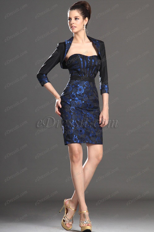 eDressit привлекательное платье с двумя части для матери невесты (26131605)