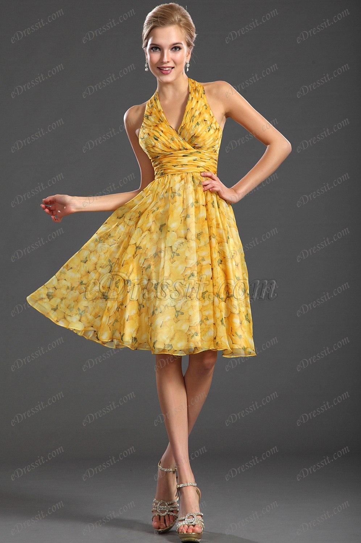 Короткие платья для невысоких девушек