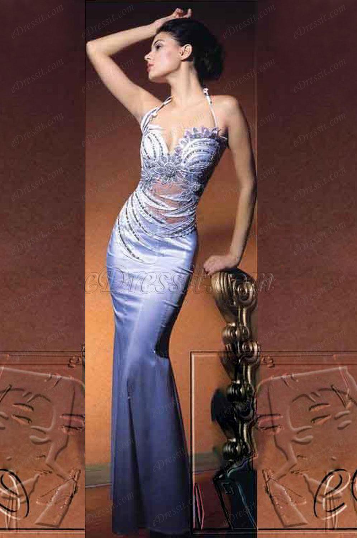 eDressit Blue Prom Gown Evening Dress (00068807)