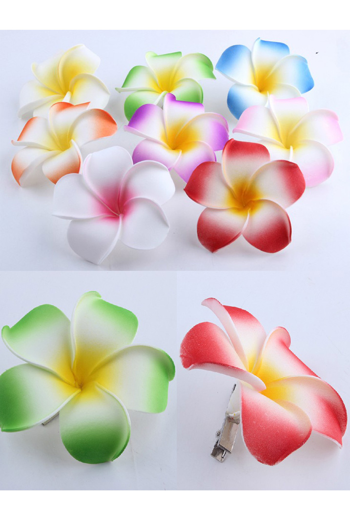 Frangipani Flower Heads (66140299)