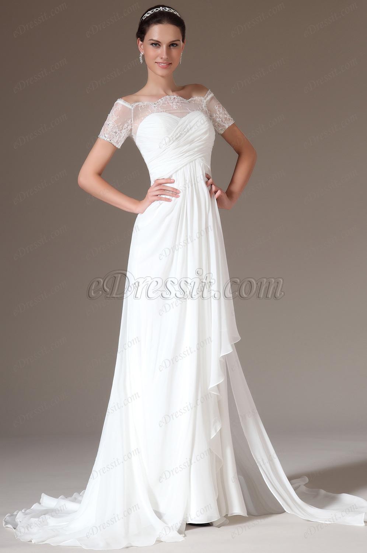Вы убедитесь, что воображению и предпочтений во вкусе при выборе белых вечерних платьев нет предела