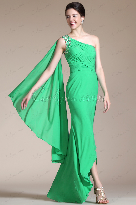 2061972c2bb Зелёное Вечернее Платье в Пол. Обсуждение на LiveInternet - Российский  Сервис Онлайн-Дневников