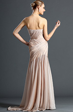 eDressit Stylish Ruched bodice Evening Dress (00120514)
