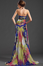eDressit 2013 New Sweety Strapless Printed Evening Dress Party Dress (00121068)