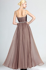 eDressit Shiny Brown Formal Gown Evening Prom Dress (00121620)