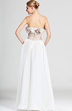 eDressit Stylish Strapless Evening Dress (00126507)