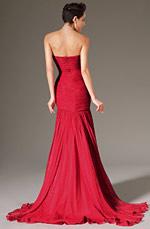 eDressit 2014 New Stunning Red High Split Strapless Evening Dress (00134602)