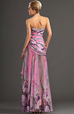 eDressit 2013 New Sweety Strapless Printed Evening Dress Party Dress (00134768)