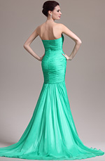 eDressit 2013 New Adorable Strapless & Sweetheart Green Evening Dress Prom Gown (00139111)