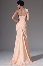 eDressit 2014 New Lace One-Shoulder Sweetheart Prom Dress(00146501)