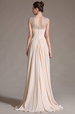 eDressit 2014 New Sleeveless Lace Decoration Evening Prom Gown (00147014)