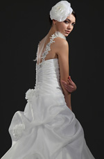 eDressit  New Gorgeous White Wedding Gown (01115507)