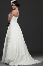 eDressit New Charming One Shoulder Wedding Gown (01115907)