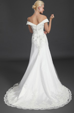 eDressit Fabulous Off shoulder Wedding Dress (01120607)