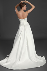 eDressit Graceful Strapless Wedding Gown (01120707)
