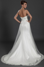 eDressit Sweetheart Beaded Wedding Gown (01121107)