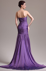 eDressit 2013 New Stunning Strapless Sweetheart Neckline Purple Evening Dress Prom Gown (02133906)