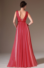 eDressit 2014 New Stunning Red Sleeveless Evening Gown (02141656)