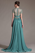 eDressit 2014 New Shot Sleeves Long Evening Prom Gown (02145505)