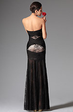 eDressit 2014 New Black Sweetheart Evening Dress Prom Dress (02148000)
