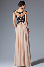 eDressit 2014 New Round Neckline Stylish Evening Dress Prom Dress (02148614)