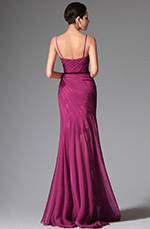 eDressit 2014 New Simple Spaghetti Straps Evening Dress Bridesmaid Dress (02149812)