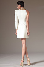 eDressit 2014 New Stylish Neckline One Sleeve Day Dress Cocktail Dress (03141013)