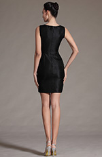 eDressit 2014 New Black Stylish Sleeveless Day Dress Cocktail Dress (03142700)