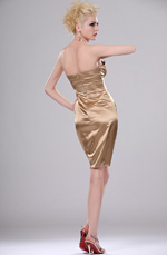 eDressit  Sexy Gold Strapless robe de cocktail (04111914)