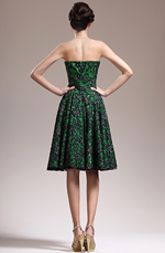 eDressit New Gorgeous Strapless Overlace Cocktail Dress (04134904)