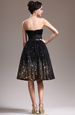 eDressit 2013 New Strapless Black Cocktail Dress Party Dress (04135100)